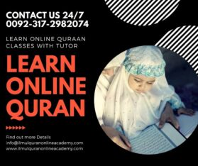 Online Quran classes-Female Quran Tutor/Teacher for kids & Sisters