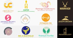 High Quality,most creative & Professional Logo Design for You