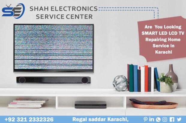 led lcd tv screen repair in karachi