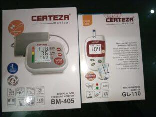 Certeza BM 405 – Digital Blood Pressure Monitor – Digital BP Apparatus