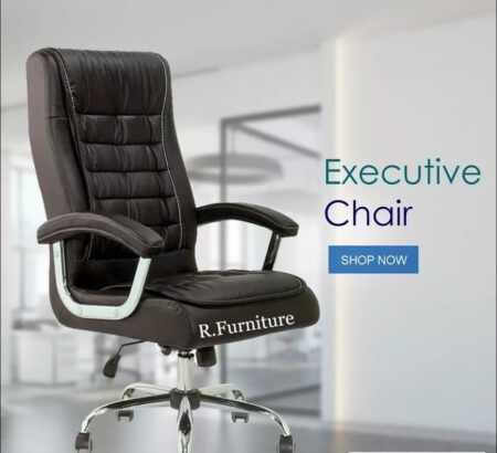 IMPORTED EXECUTIVE CHAIR R-58