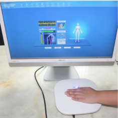 8th Generation Quantum Resonance Magnetic Body Health Analyzer