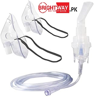 Adults & Kids Nebulizer with Accessories – Brightway Technologies