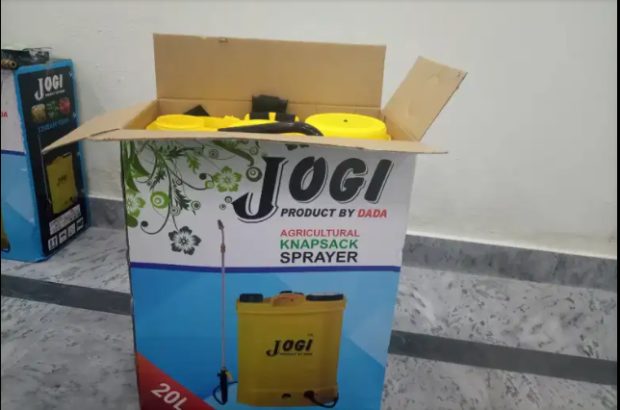 Spray Machine 2in1 Battery operated & Manual