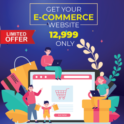 We Provide the Best E-commerce Store For Your Business at Best Price