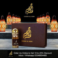 Fakhar Al Oudh | Amazing And Long Lasting Oudh and Attar in Islamabad