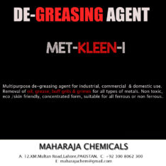 DE-GREASING CHEMICAL