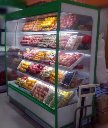 ALVO Multi Deck Chiller for Supper Store, Open Display Chiller