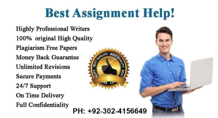Get Professional Assignment, Essays and Presentation Writing Services