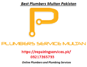 Plumbing services in Multan