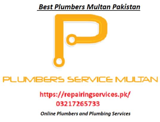 Plumbing services in Multan
