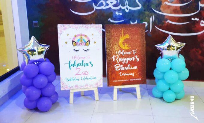 Nasir4u Event Planners Karachi