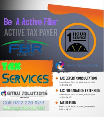 Active Filer (ATL) Become FBR Active Taxpayer List