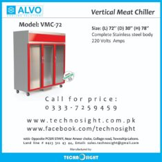 Fish Display Counter, Meat Display Chiller, Meat Shop equipment