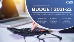 Day log workshop on Budget 2021-22