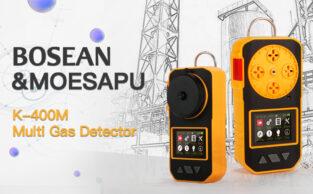 Gas Detector 4 in 1 Multi Gas Detector