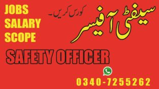 Safety Officer Diploma Course in Multan