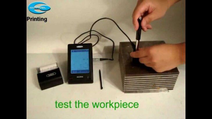 INSIZE (USA) Metal Hardness Tester