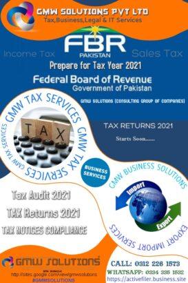 Tax Filing 2021 Has Starting,Sales Tax,Professional Tax