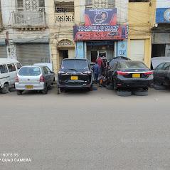 Hameed & Sons.All Cars Gas filled shock absorber