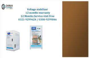 Voltage Stabilizer SBW f TTN brand 3phase 200kva with 12 months warranty