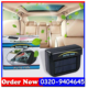 AUTO COOL SOLAR POWERED CAR FAN AND CAR AIR VENTILATION SYSTEM
