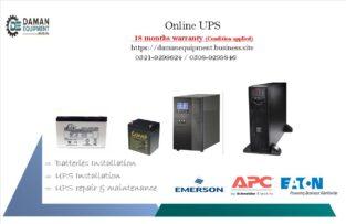 UPS REPAIRING REPLACEMENT BATTERY INSTALLATION