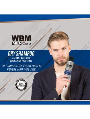 WBM Dry Shampoo Spray for Hair Online in Pakistan