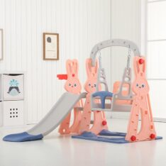 Best Baby Slides and Swing and Slide Set for Kids