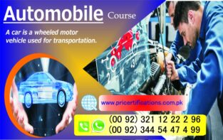 AUTOMOBILE COURSE IN ISLAMABAD