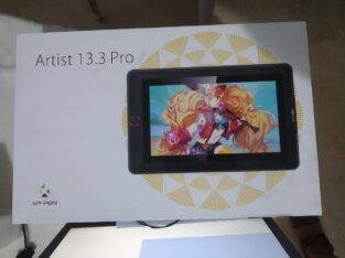 Graphic Tablet with Display (xp pen artist pro 13.3)