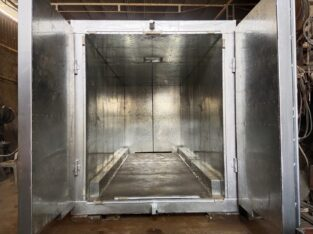 POWDER COATING OVEN.All types of industrial ovens