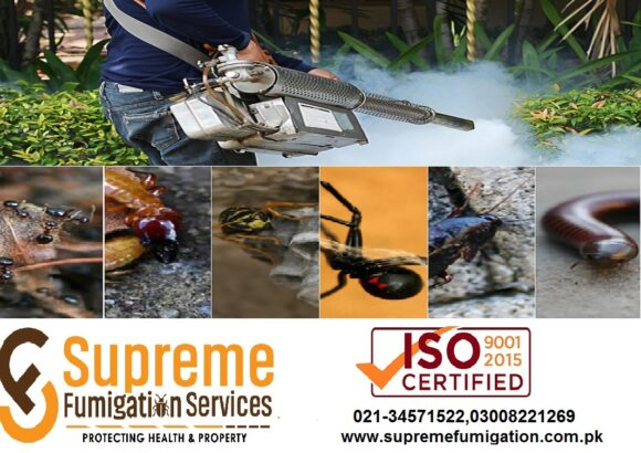 Fumigation services in Karachi.supreme fumigation