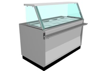 Pizza Prep Table, Salad Bar Counter,Fruit Chaat Display Chiller,Bain Marie